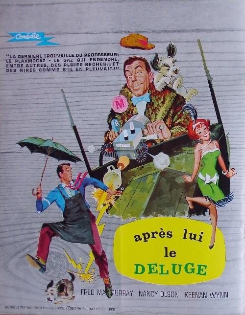 Comment Walt Disney organise la distribution de ces films en France P0210