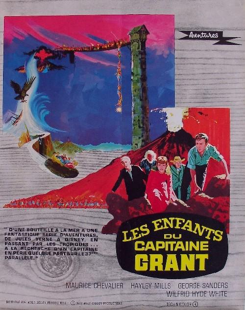Comment Walt Disney organise la distribution de ces films en France P0310