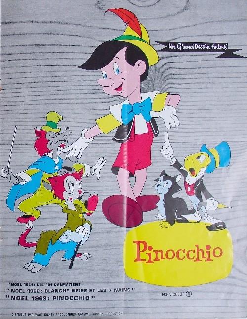 Comment Walt Disney organise la distribution de ces films en France P0510