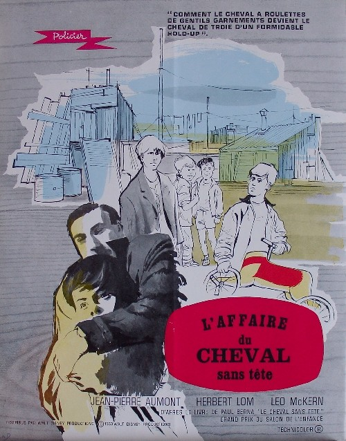 Comment Walt Disney organise la distribution de ces films en France P0810