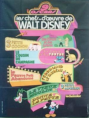 Les Chefs-d'Œuvre de Walt Disney [Walt Disney - 1966] V_aff_11