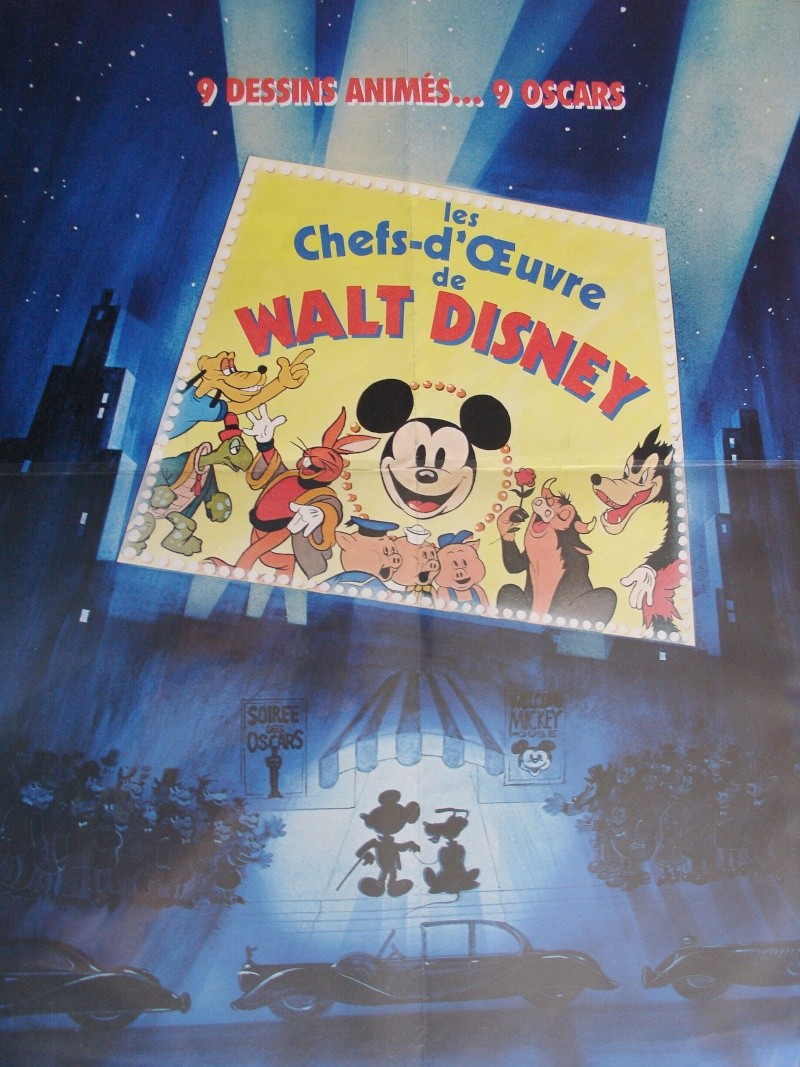 Les Chefs-d'Œuvre de Walt Disney [Walt Disney - 1966] V_aff_12