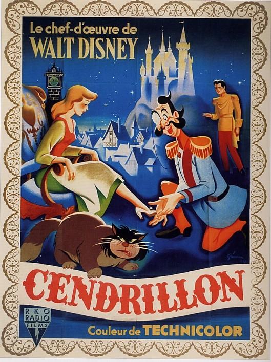 Cendrillon [Walt Disney - 1950] - Page 3 V_aff_14