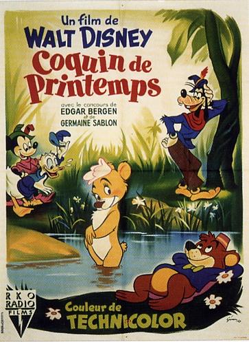 [Walt Disney] Coquin de Printemps (1947) V_aff_16