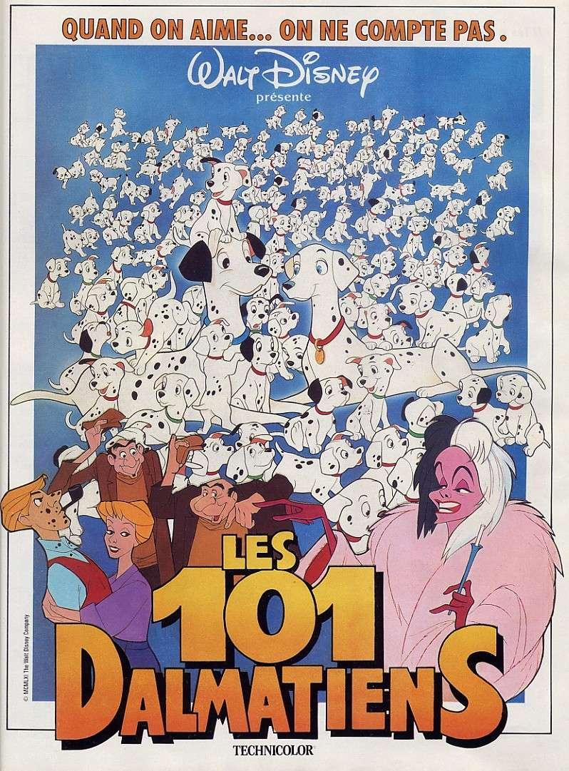 Les 101 Dalmatiens [Walt Disney - 1960] - Page 2 V_aff_22