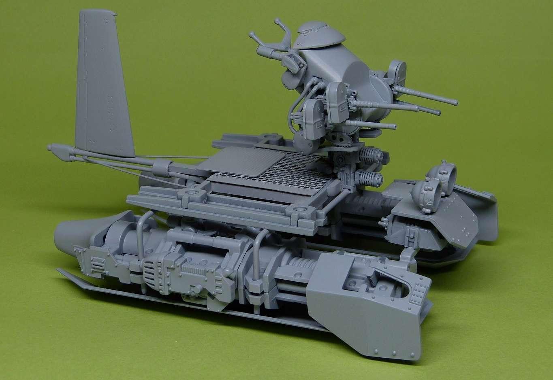 sergent Blackburn Dd110