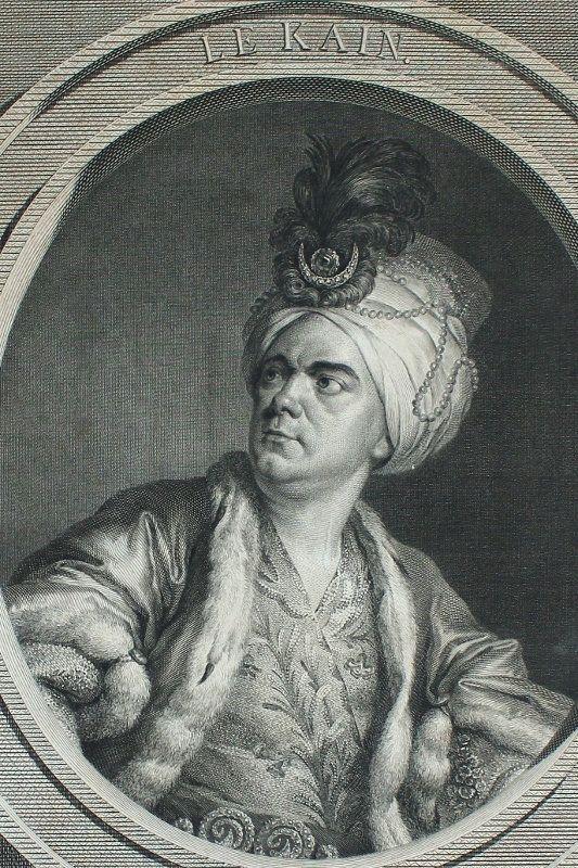 Henri-Louis Caïn, dit LeKain 30aa8b10