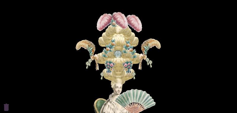 Amusement : Création d'une perruque à la mode du XVIIIè siècle - Page 2 Canvas12