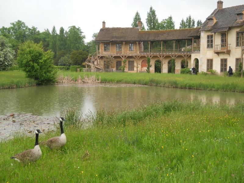 Les jardins du Petit Trianon Carnav12