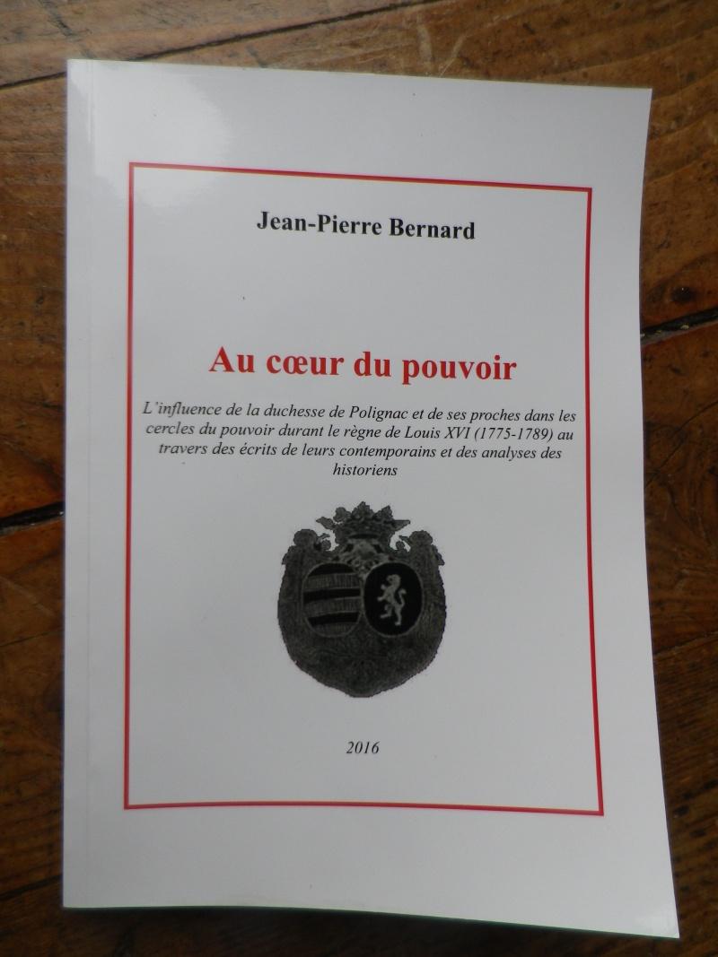 Bibliographie sur la duchesse de Polignac Mes_ab10