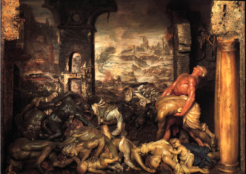 Marseille ville morte : la peste de 1720 Peste10