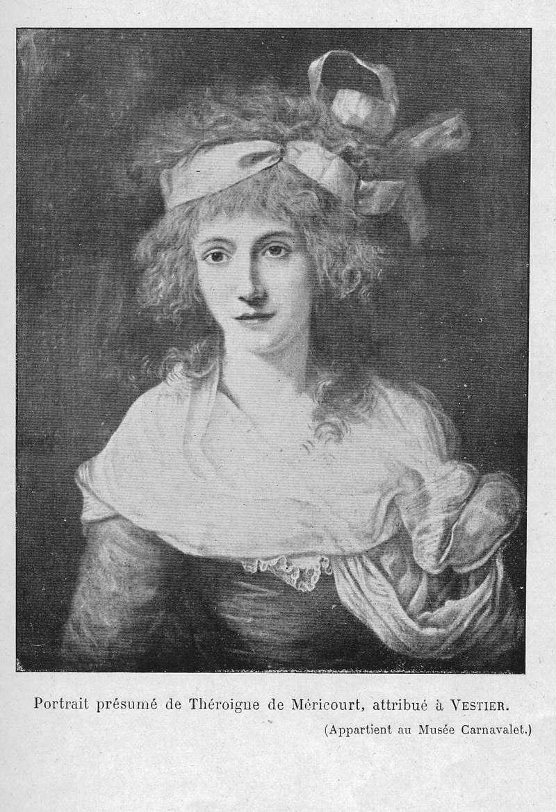 Théâtre :  Une vachère devenue révolutionnaire, Théroigne de Méricourt Www61