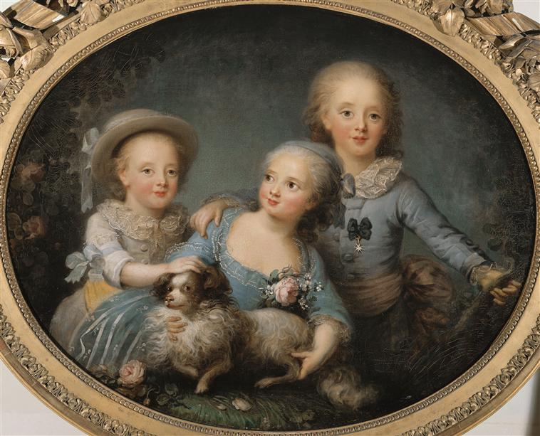 Sophie de Bourbon dite Mademoiselle d'Artois Www64