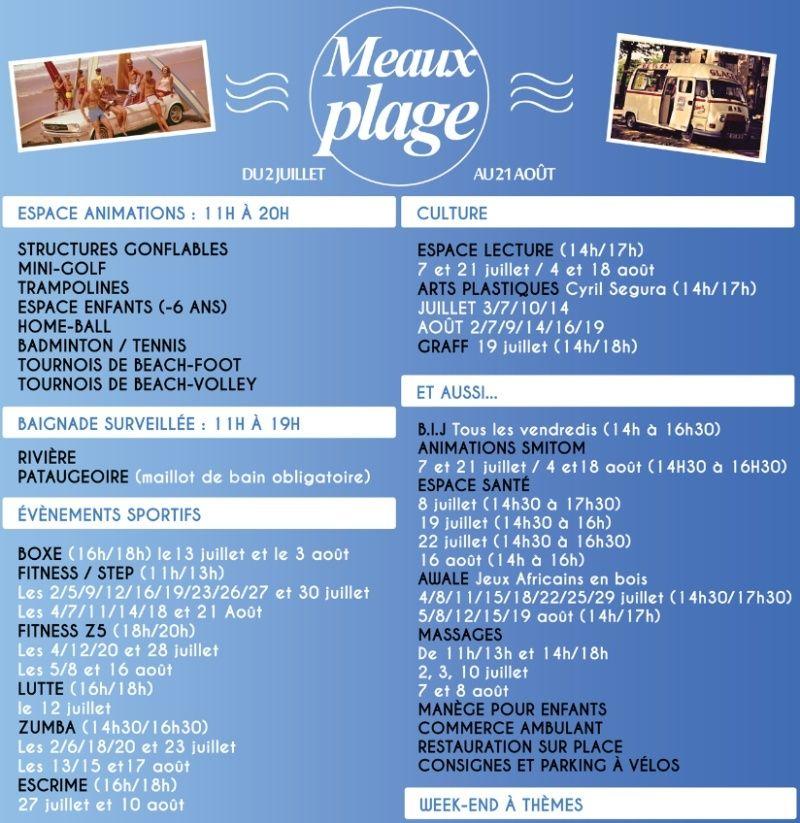 LE BRUIT DE MEAUX (concert, ciné, expos, spectacles...) 13495110
