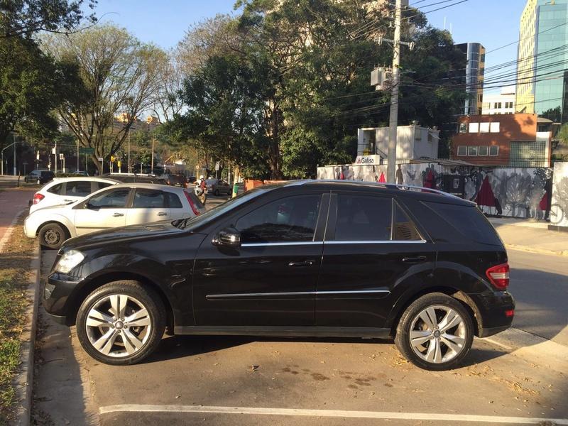 (VENDIDO): W164 ML350 CDI - 2011/2011 blindada - R$155.000,00 Wa000610