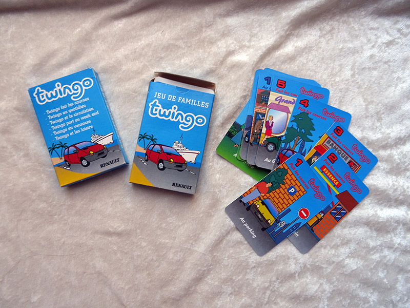 Objet Officiel Twingo Dsc06514
