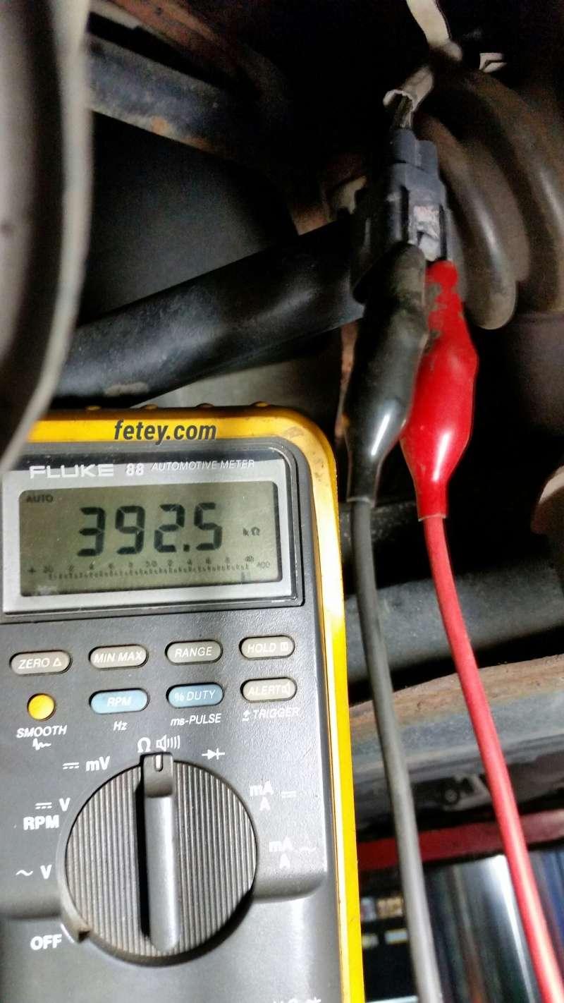 Toyota Prius 2005 1.5L, code P031 O2 sensor heater 2016-019
