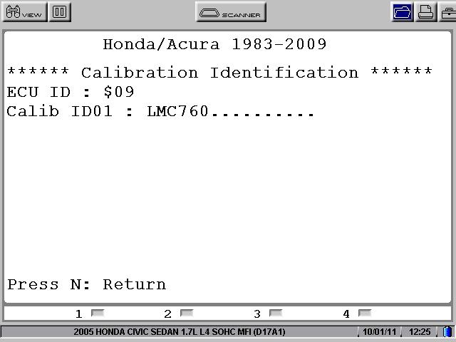 Dernière mise à jour de pcm Honda ? User0210