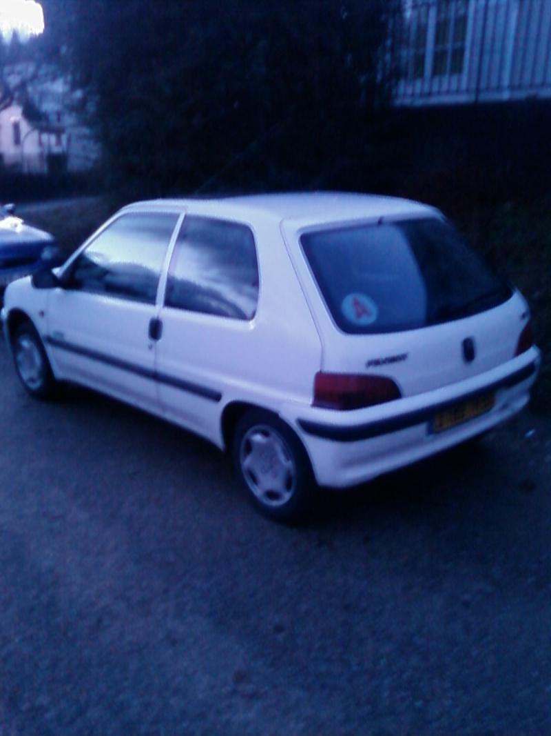 [Admin] Peugeot 106 en cours de prépa Sp_a1512