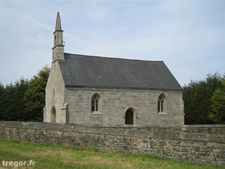 Pontrieux Chapel10