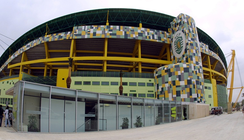 Estadio José Alvalade,  Portugal Bloco410