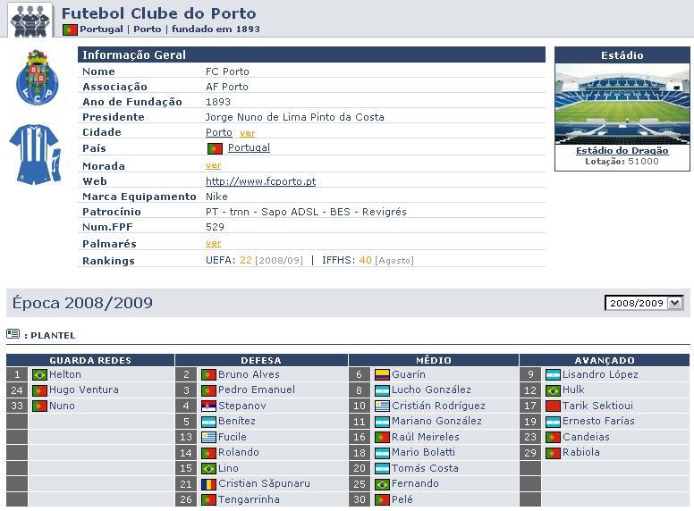Liga- 1ra Division- Liga Sagres- Portugal Porto10