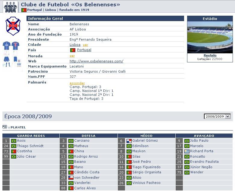 Liga- 1ra Division- Liga Sagres- Portugal Sem_ti10