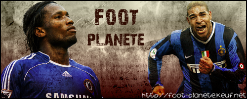 Foot-Planete