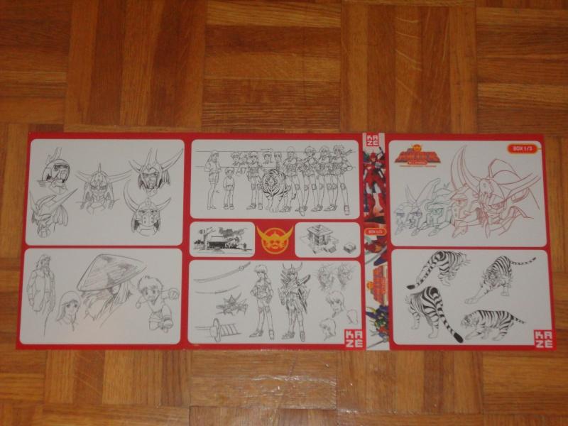 Coffret 3 Les samourais de l'eternel Dsc01724