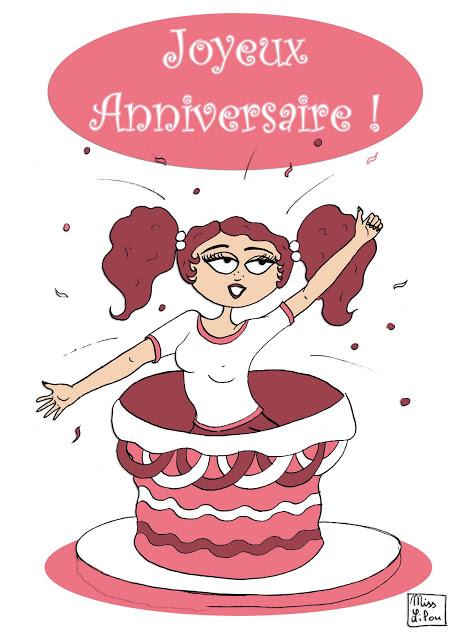 Joyeux anniversaire Anarisha Joyeux11