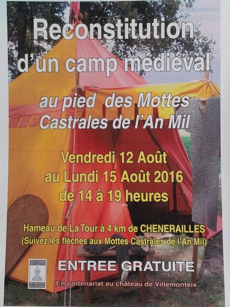 Camp de St Dizier la Tour 20160812
