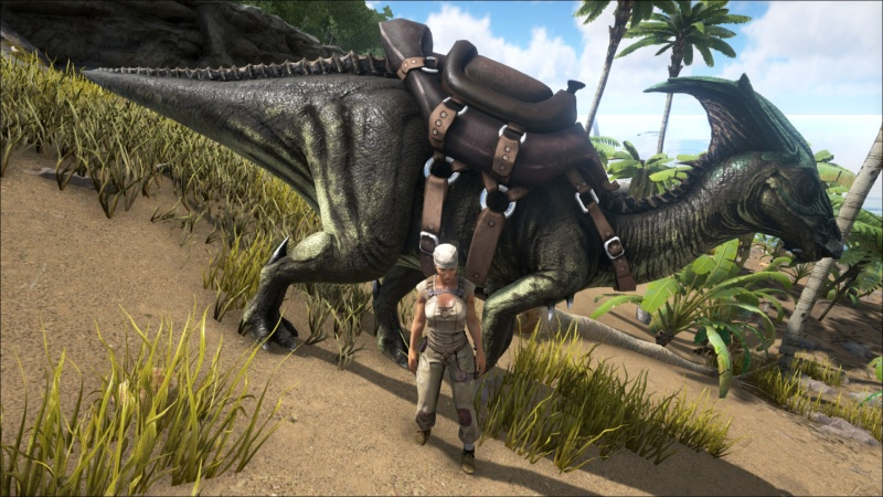 ARK survival Evolved 20160512