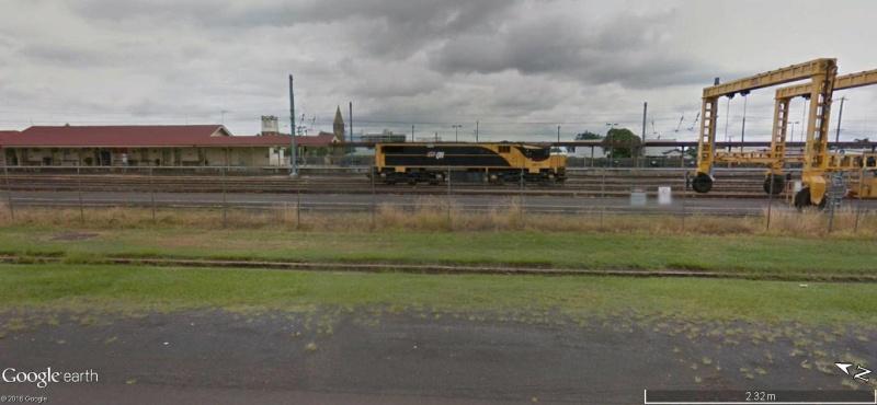 STREET VIEW : LA VIE DU RAIL EN AUSTRALIE - Page 3 0i2k1516