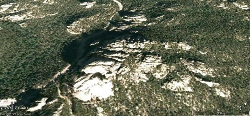Tête de mort sur le Mont Rushmore, Dakota du Sud 0i2k1526