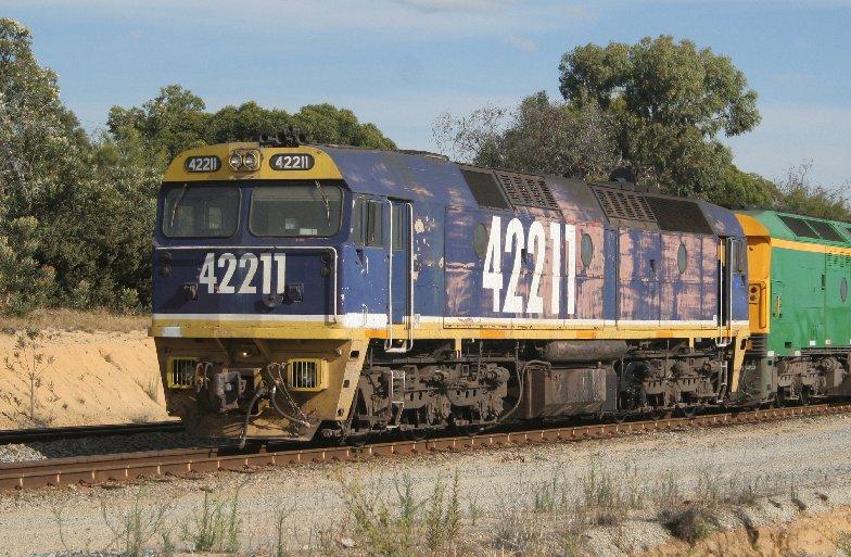STREET VIEW : LA VIE DU RAIL EN AUSTRALIE - Page 2 4421110