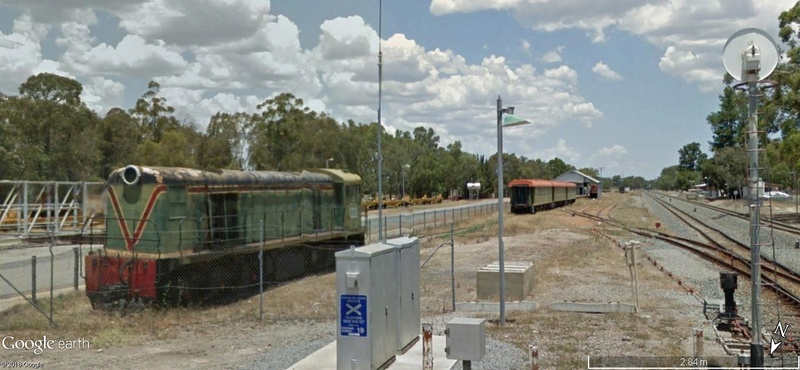 STREET VIEW : LA VIE DU RAIL EN AUSTRALIE - Page 3 48