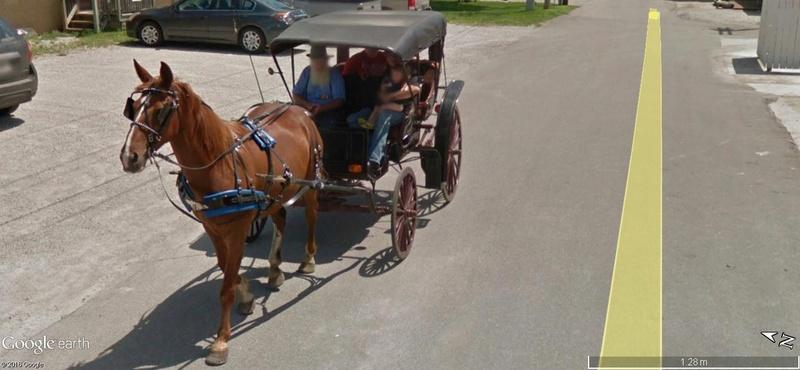 STREET VIEW : à la découverte des Amishs - Page 4 50