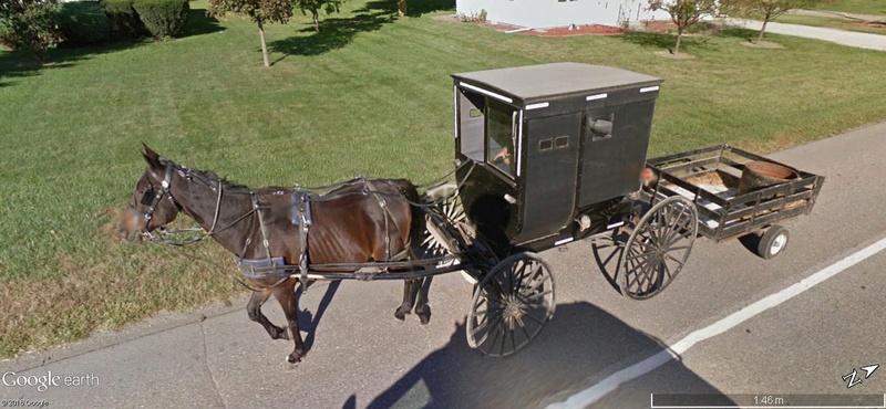 STREET VIEW : à la découverte des Amishs - Page 4 51