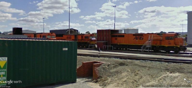 STREET VIEW : LA VIE DU RAIL EN AUSTRALIE - Page 2 510