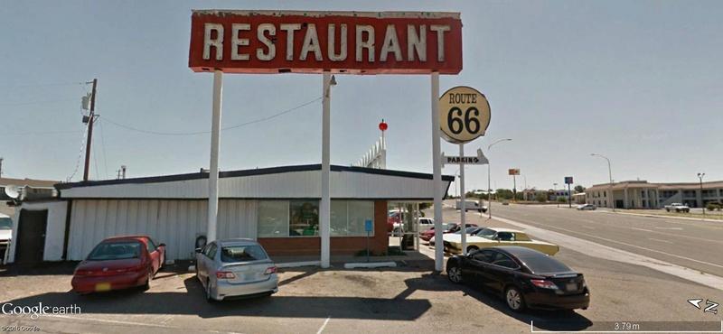 Route 66 : parcours d'un mythe américain. - Page 14 542