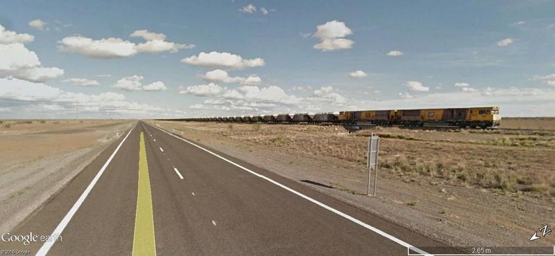 STREET VIEW : LA VIE DU RAIL EN AUSTRALIE - Page 3 57