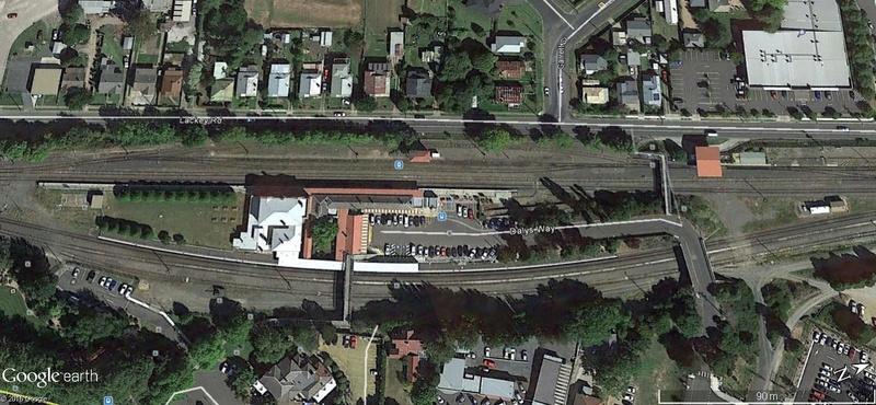 STREET VIEW : LA VIE DU RAIL EN AUSTRALIE - Page 3 68