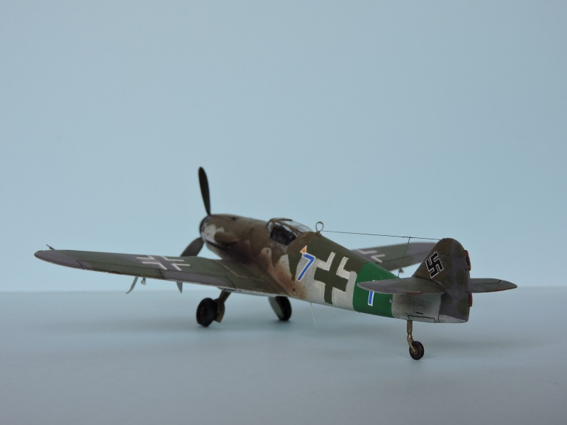 [Revell] (1-48) Messerschmitt Bf 109 G-10: rénovation - Page 2 Messer50