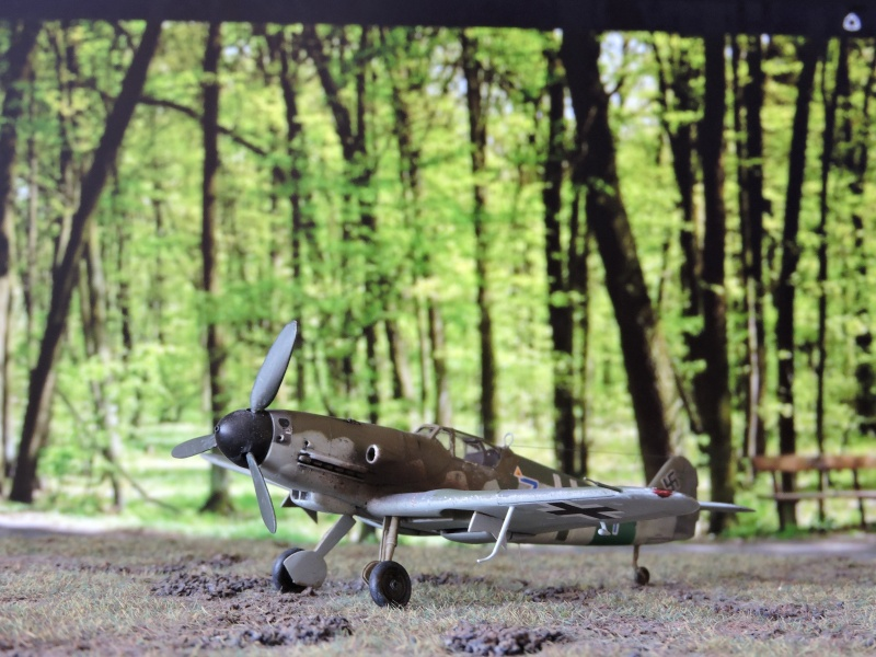 [Heller] Messerschmitt Bf 109 K-4 Messer62