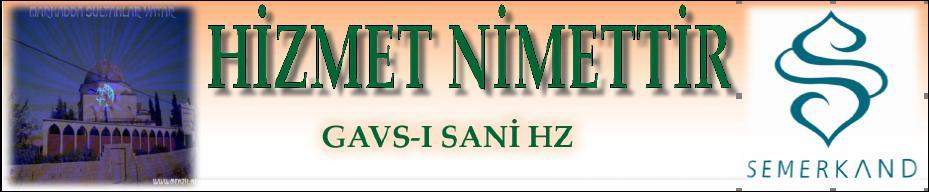 DELAİL-ÜL-HAYRAT'IN DOĞUŞU 0537_911