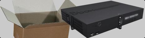 Unboxing de la Bbox Sensation Fibre 13467910