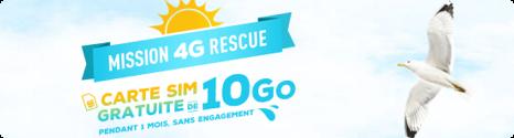 Bouygues Telecom offre une carte SIM de 10Go pour tester sa 4G  cet été 14676210