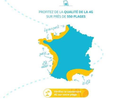 Bouygues Telecom offre une carte SIM de 10Go pour tester sa 4G  cet été 4gresc10