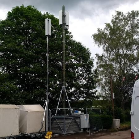 Bouygues Telecom couvre les EUROKEENNES de Belfort en 4G Ant4g10