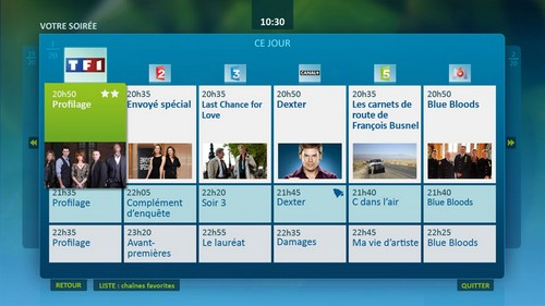Le calendrier du déploiement de l'interface Sensation TV sur votre Bbox - Page 4 G-410